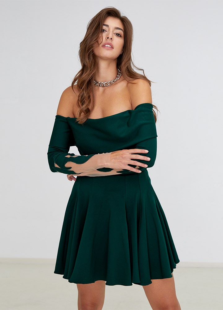 Bluza Poetry Petroleum Green