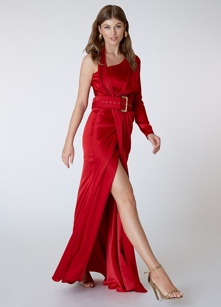 Rochie Madrigal Classic Red
