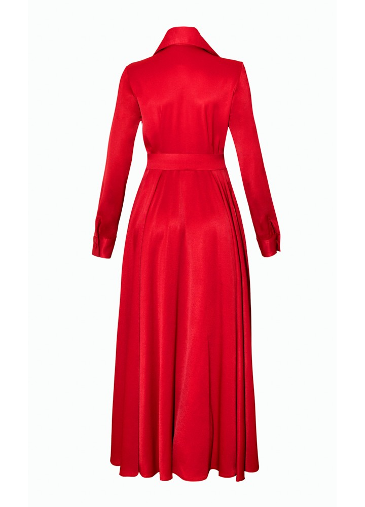 Rochie Ruby Classic Red