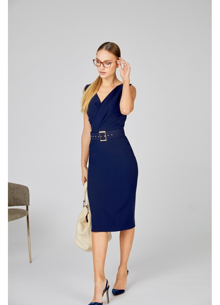 Rochie Boston Navy Blue