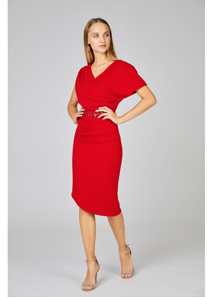 Rochie Chance Classic Red