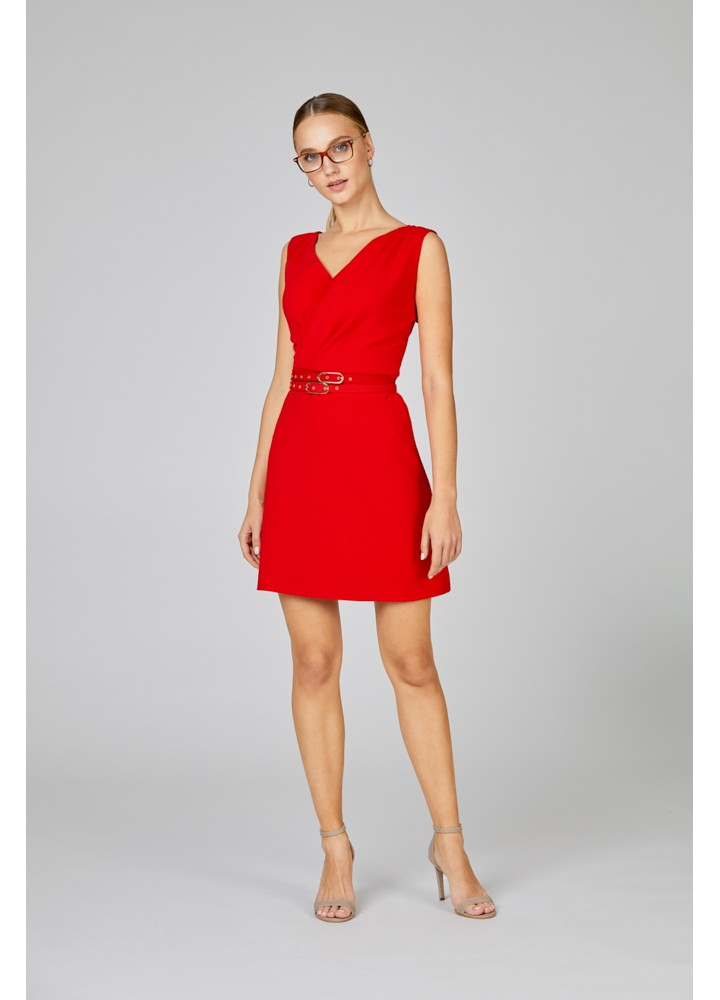 Rochie Seattle Classic Red