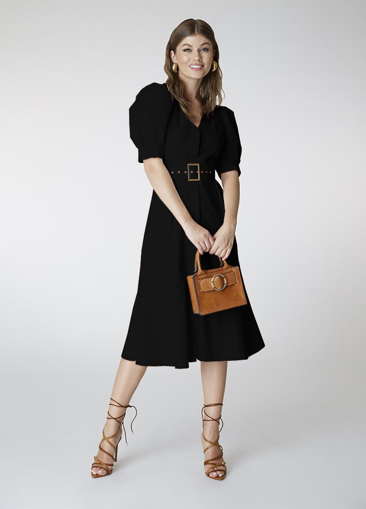 Rochie Bell Classic Black