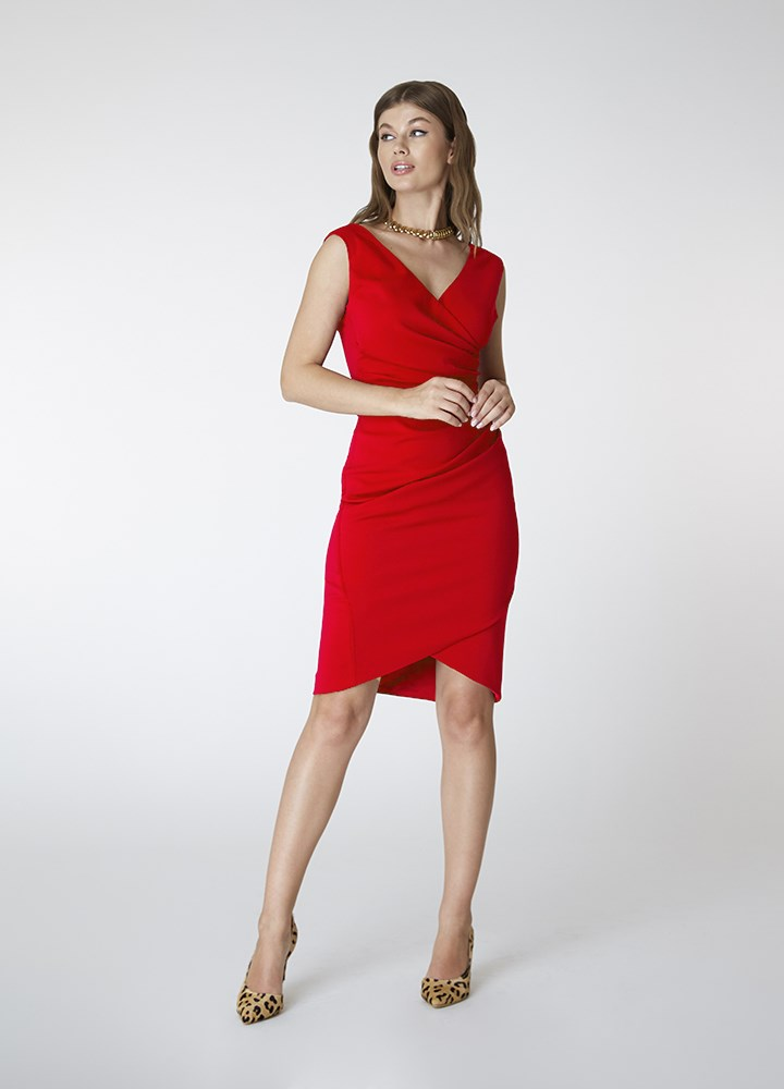 Rochie Finch Classic Red