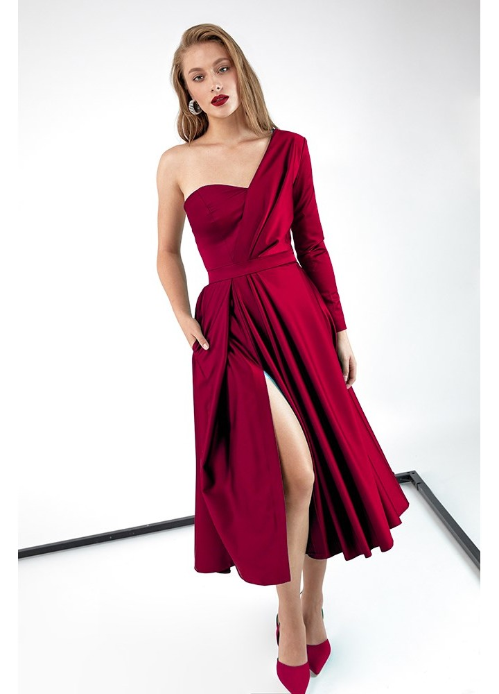 Rochie Marquise Raspberry Red