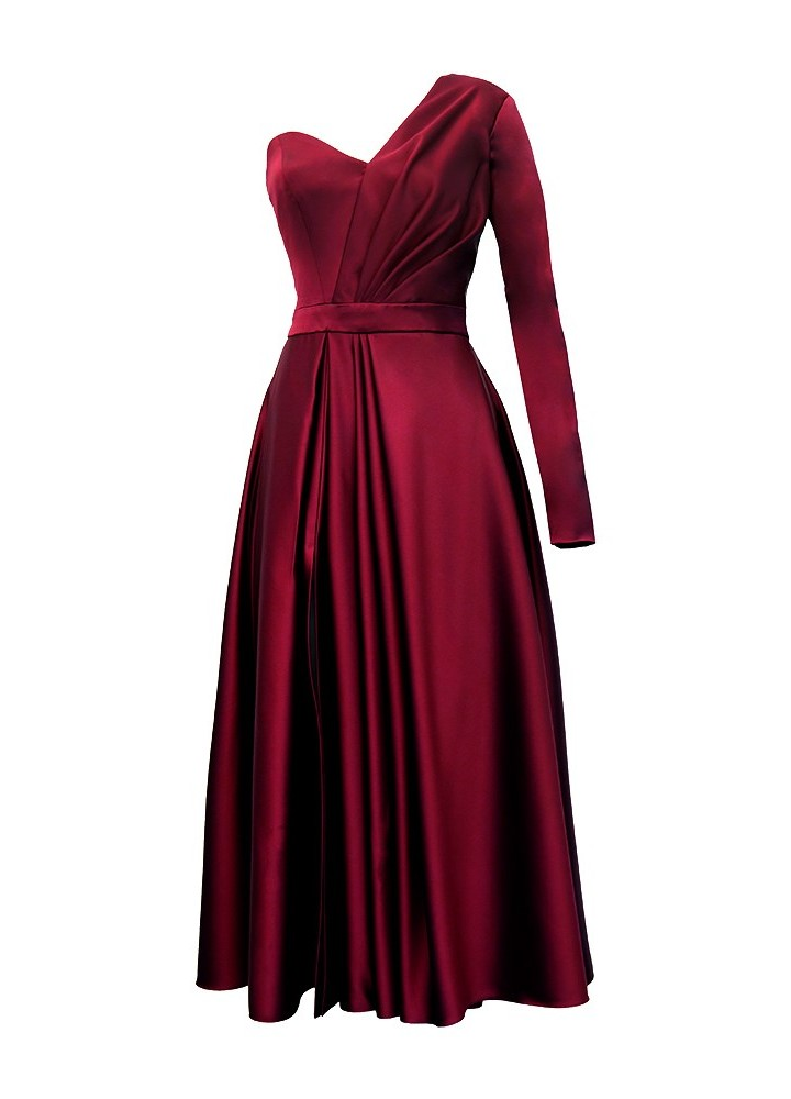 Rochie Marquise Bordeaux Red