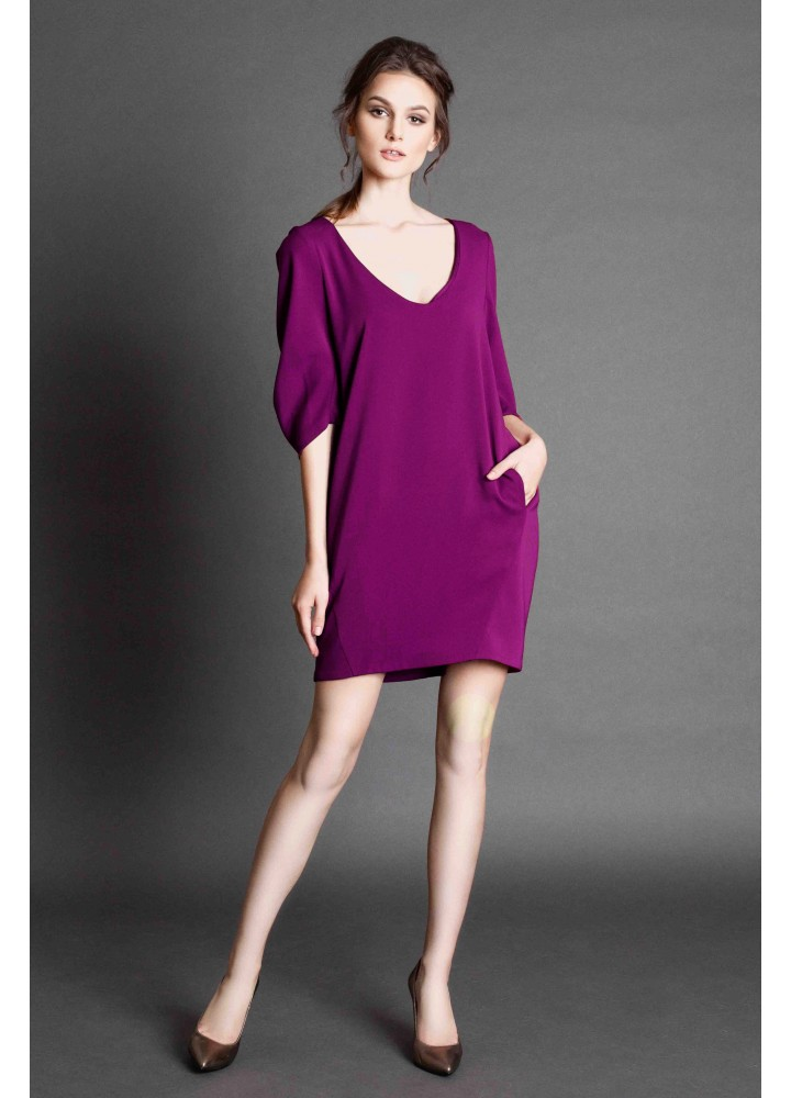 Rochie Hollow Orchid Purple