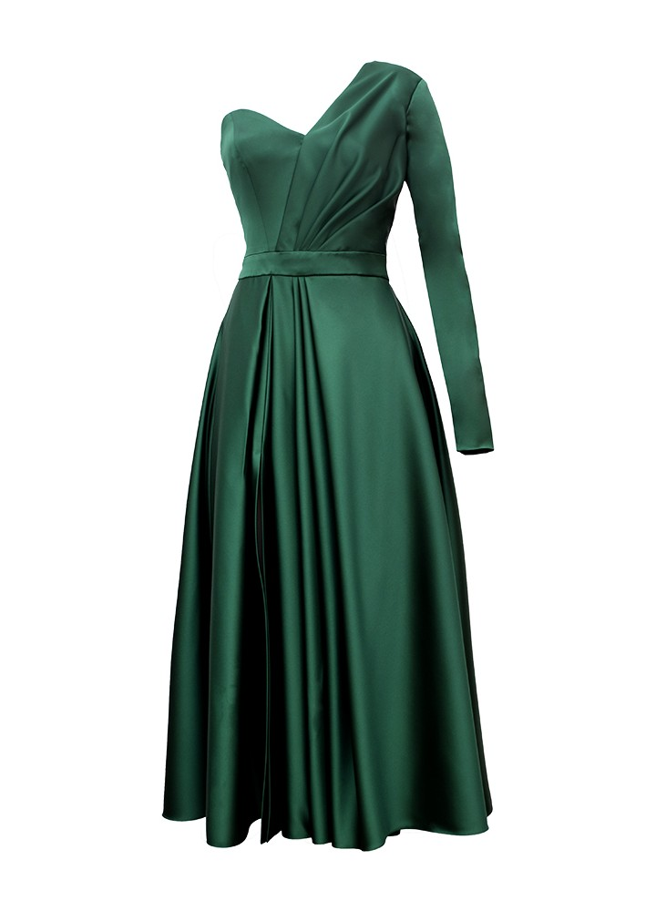 Rochie Marquise Petroleum Green