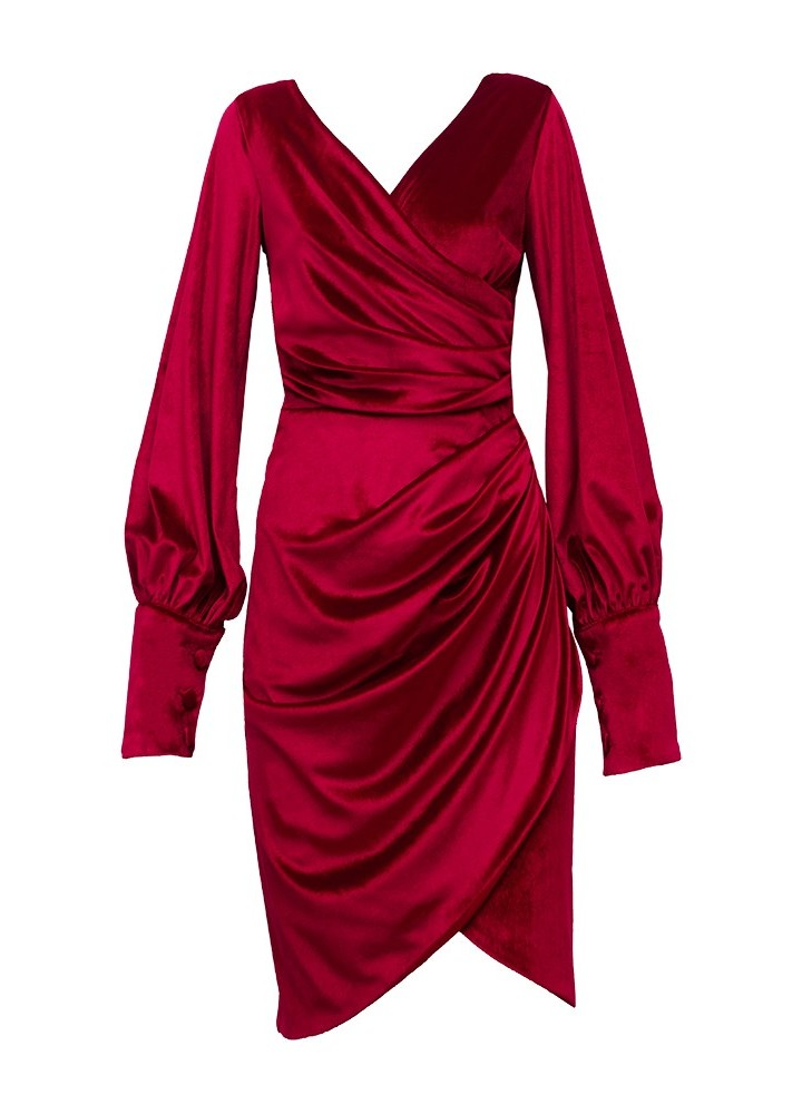 Rochie Rogue Sapphire Red