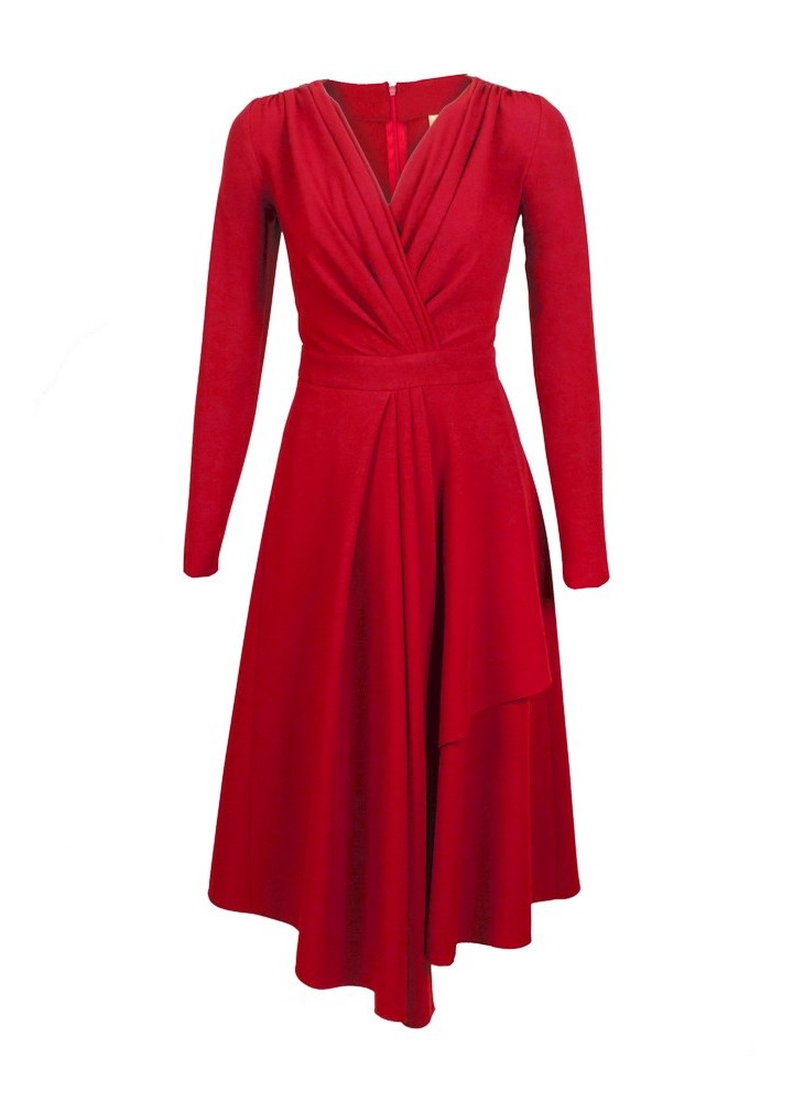 Rochie Sway Classic Red