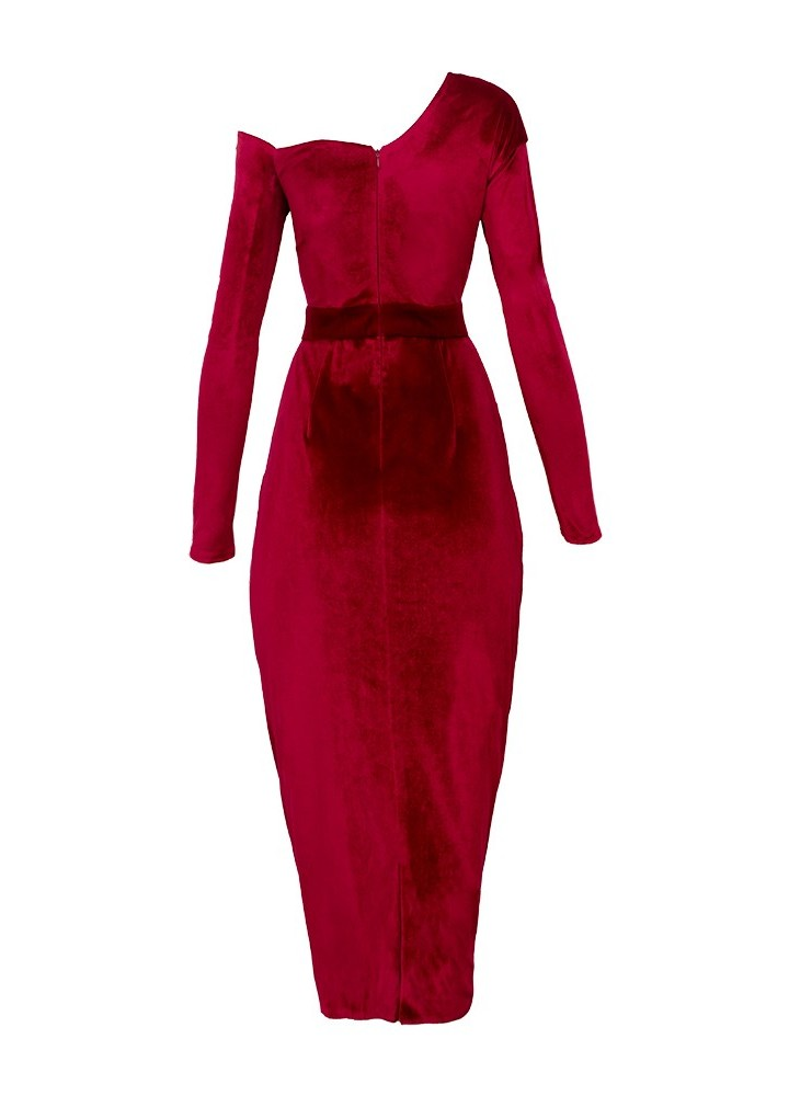 Rochie Tiffany Sapphire Red