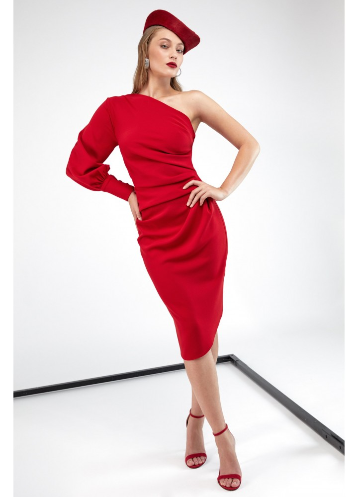 Rochie Chicago Classic Red