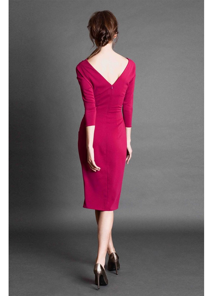 Rochie Candle Vibrant Magenta