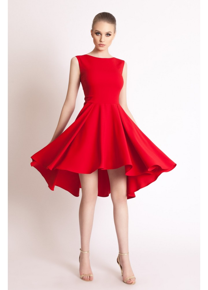 Rochie Hasty Classic Red