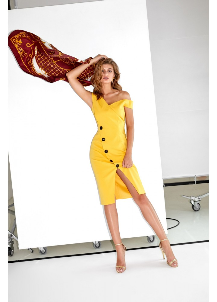 Rochie Tempt Classic Yellow