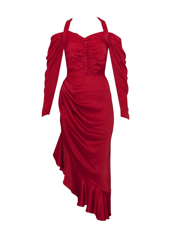Euforia Dress Classic Red