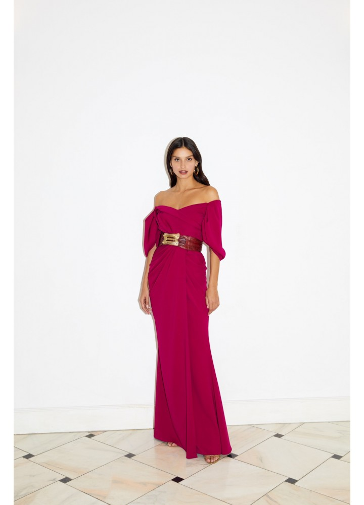 Rochie Duommo Vibrant Magenta