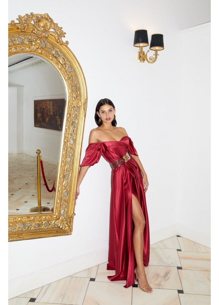 Rochie Amore Rapsberry Red