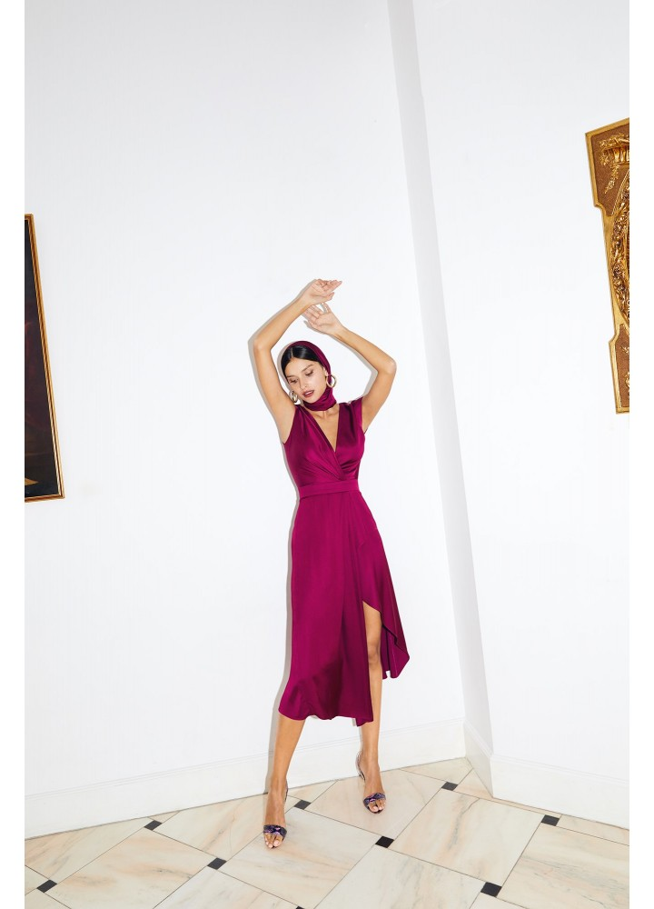 Rochie Dolce VIbrant Magenta