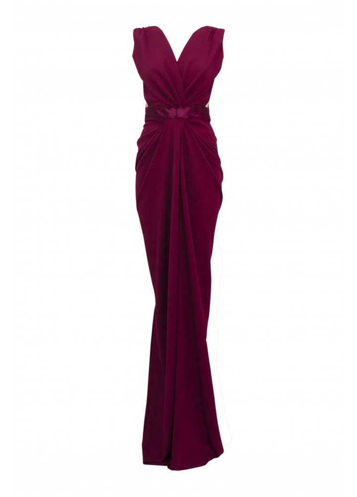 Rochie Grace Grape Purple