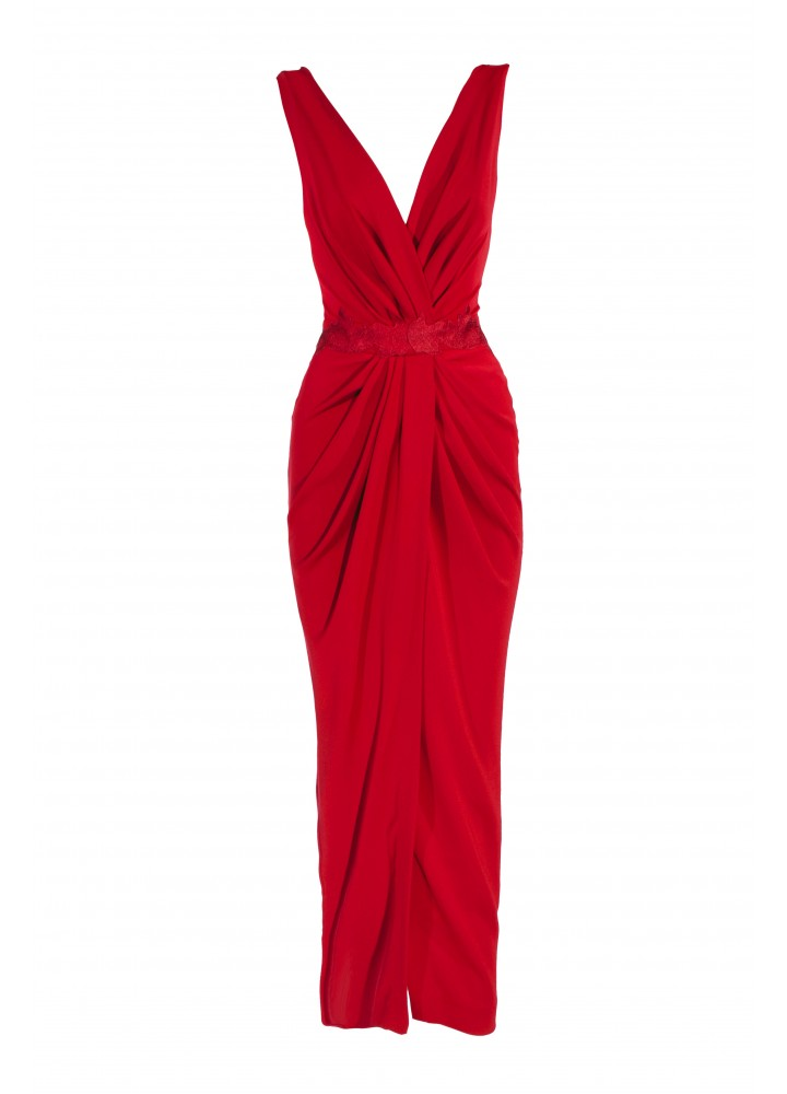 Rochie Swing Classic Red