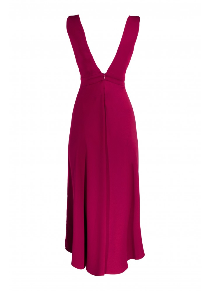 Rochie Tango Beet Red